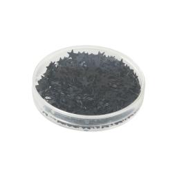 sequin etoiles 6mm-couleur noir-7.2g