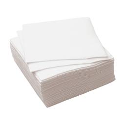 serv 30x30 blanches/100 - 1pli