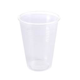 set 16 gobelets a biere plastique 50cl transparent