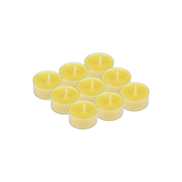 set 9 bougies chauffe plat trendy parfum miel sauvage