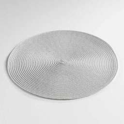 Set de table (0) 35 cm polypropylene zebulon Gris