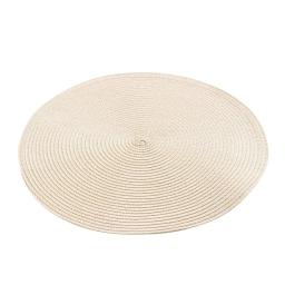 Set de table (0) 35 cm polypropylene zebulon Naturel