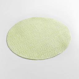 Set de table (0) 38 cm fibre papier losamo Vert