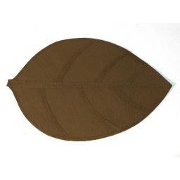Set de table 30 x 45 cm fibre papier feuille Choco