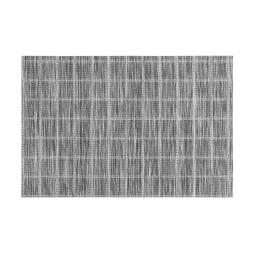 Set de table 30 x 45 cm pvc couki Noir/blanc