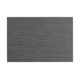Set de table 30 x 45 cm pvc marbling Noir/blanc