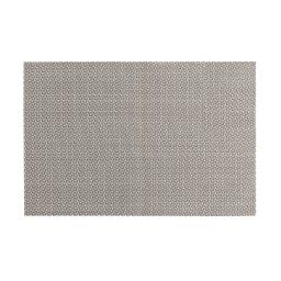 Set de table 30 x 45 cm pvc marbling Taupe/blanc