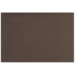 Set de table 32 x 47 cm pvc silky Choco