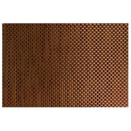Set de table 32 x 47 cm pvc tresse Choco