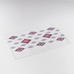 set de table 33 x 45 cm coton imprime azteca