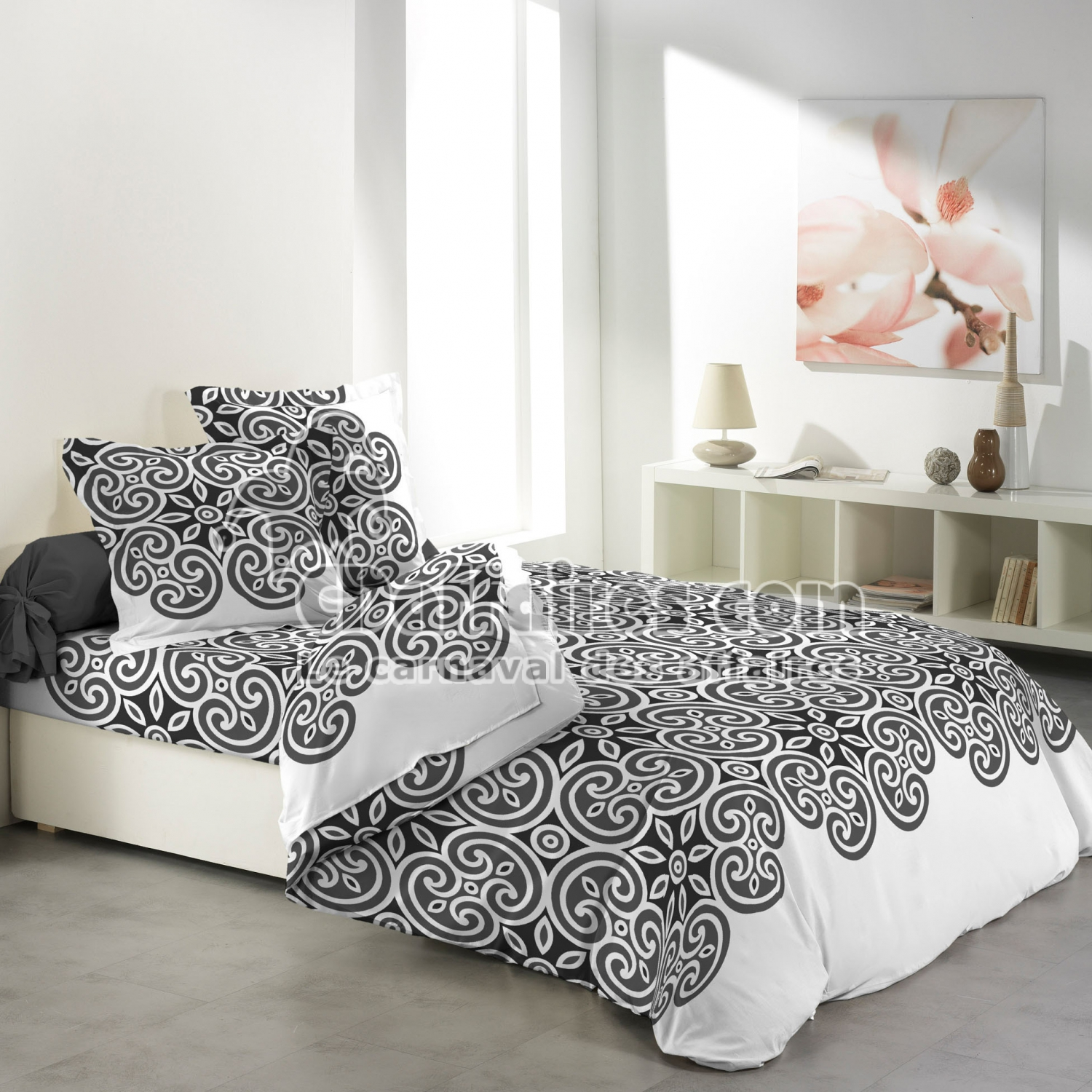 parure de drap cdaffaires. Black Bedroom Furniture Sets. Home Design Ideas