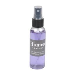 spray d'ambiance - 60ml parfum violettes impériales