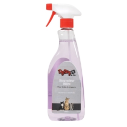 spray stop odeur litiere - 500ml