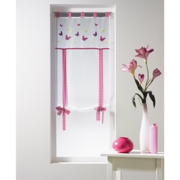 Housse de couette linge de maison rideaux for Rideaux chambre petite fille
