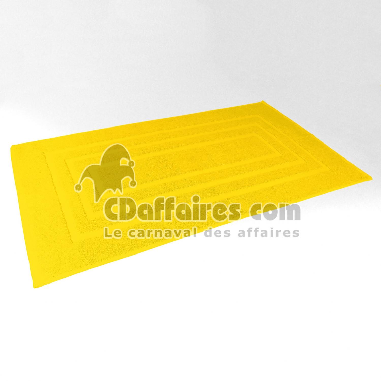 Tapis de salle de bain cdaffaires for Tapis de salle de bain jaune