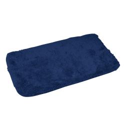 tapis de bain chinchilla microfibre 50*80cm vitamine indigo