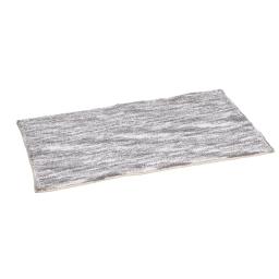 tapis de bain coton 50*80cm marbré gris