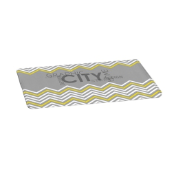 tapis de bain microfibre 45*75cm geometrik