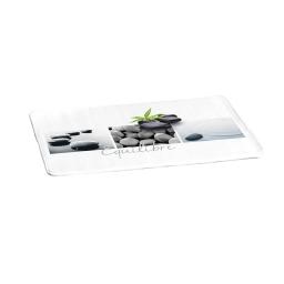 tapis de bain microfibre 45*75cm stone