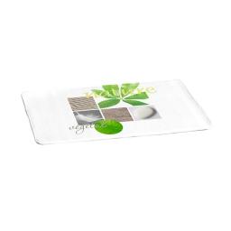 tapis de bain microfibre 45*75cm vegetal