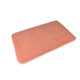 Tapis de bain microfibre 45*75cm vitamine Corail