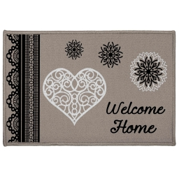 tapis deco rectangle 40 x 60 cm imprime angeline