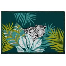 tapis deco rectangle 40 x 60 cm imprime cap nature