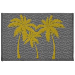 tapis deco rectangle 40 x 60 cm imprime pure line