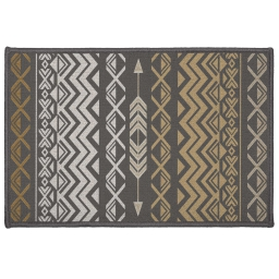 tapis deco rectangle 40 x 60 cm imprime zaparos