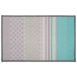 tapis deco rectangle 50 x 80 cm imprime eliseo