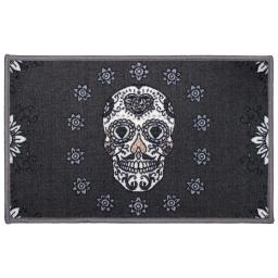 tapis deco rectangle 50 x 80 cm imprime ernesto