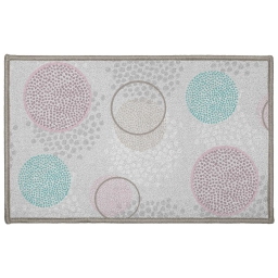 tapis deco rectangle 50 x 80 cm imprime eryn