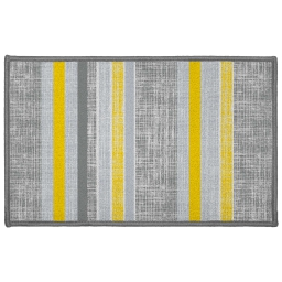 tapis deco rectangle 50 x 80 cm imprime initio