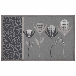 tapis deco rectangle 50 x 80 cm imprime maïna