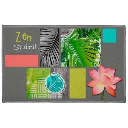 tapis deco rectangle 50 x 80 cm imprime payotte