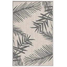 tapis deco rectangle 50 x 80 cm tisse reversible cubana