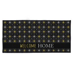 tapis deco rectangle 57 x 115 cm imprime barcelona