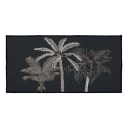 tapis deco rectangle 57 x 115 cm imprime cocoty