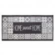 tapis deco rectangle 57 x 115 cm imprime faiences, image n° 1