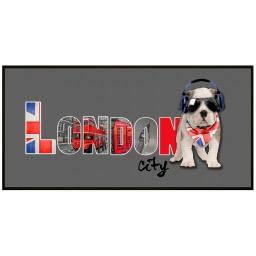 tapis deco rectangle 57 x 115 cm imprime london boy