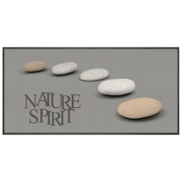 tapis deco rectangle 57 x 115 cm imprime nature spirit