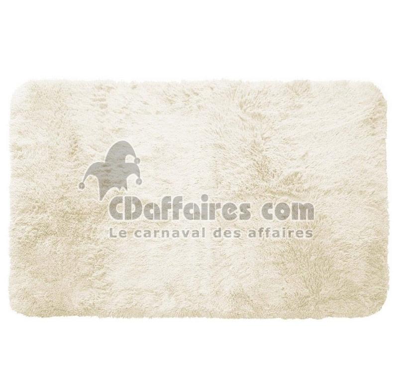 tapis imitation fourrure marmotte 50x80 cm naturel ebay. Black Bedroom Furniture Sets. Home Design Ideas
