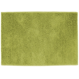 Tapis rectangle 117 x 166 cm tisse uni twist Vert