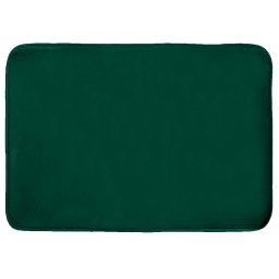 Tapis rectangle 120 x 170 cm velours uni louna Vert