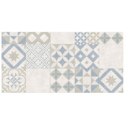 Tapis rectangle 50 x 100 cm vinyle marbella Naturel