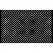 tapis rectangle 80 x 120 cm coton jacquard talisca, image n° 1