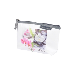 trousse cosmetique pu lovely