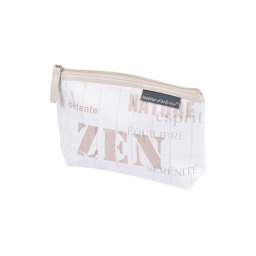 trousse cosmetique pu zen wood