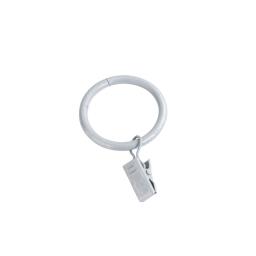 10 anneaux a pince (0) 4 x 0.4 cm patine ap10 Gris/Argent