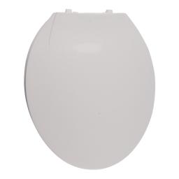 abattant wc en plastique blanc charnieres plastique theme vitamine